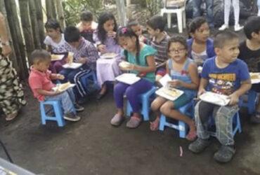 Alimentos Niños El Salvador