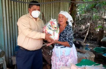Ayuda Alimentos El Salvador