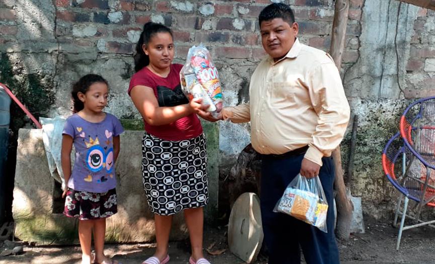 Apoyo de Canasta Básica El Salvador