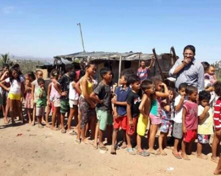 Proyecto de Entrega de Kit a Los Niños de Brasil